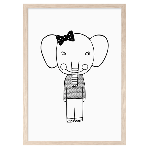 NEW! Poster Elephant