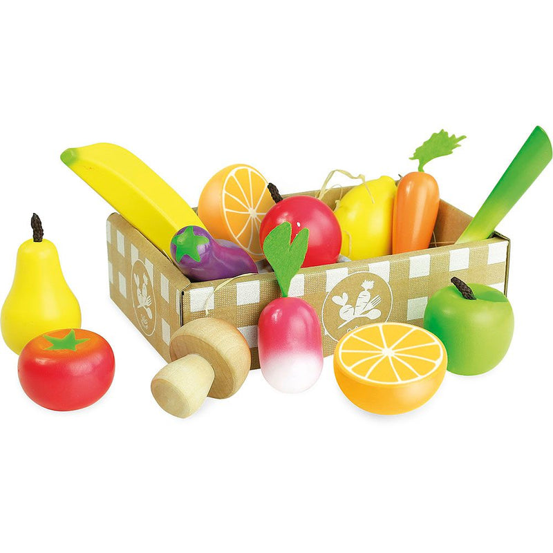 Fruits And Vegetables Set (4675798138963)