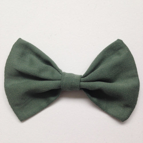 NEW! Bow Tie Dark Green (11055705868)