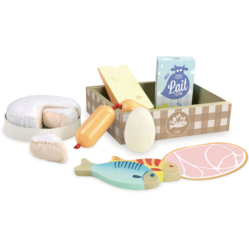 Fish, Ham And Cheese Set (4675795550291)