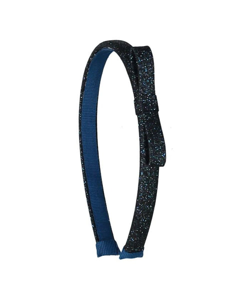 NEW! Glitter Hairband Blue