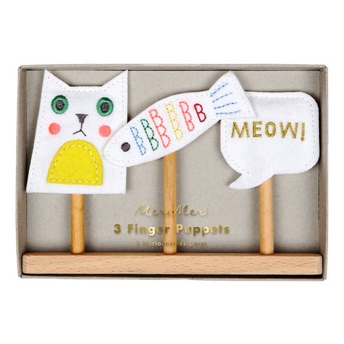 Cat Finger Puppets (4354203484243)