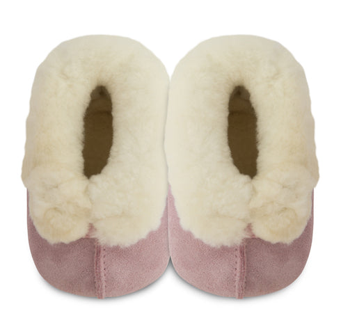 Kodiak Sheepskin Slippers - Pink