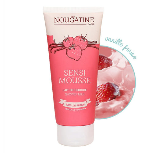 Nougatine Sensi Mousse Shower Milk - 200ml (4494277312595)