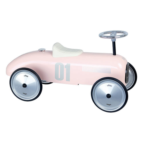 Ride On Vintage Pink Car (4670241636435)