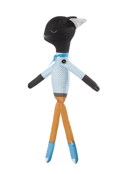 NEW! Mister Cat Doll