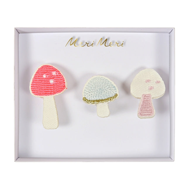 Brooches - Mushrooms (4354984149075)