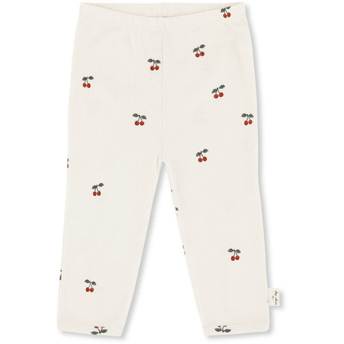 New Born Pants - Cherry