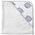 Hand Block Printed Cotton Towels - Fort (4439303585875)