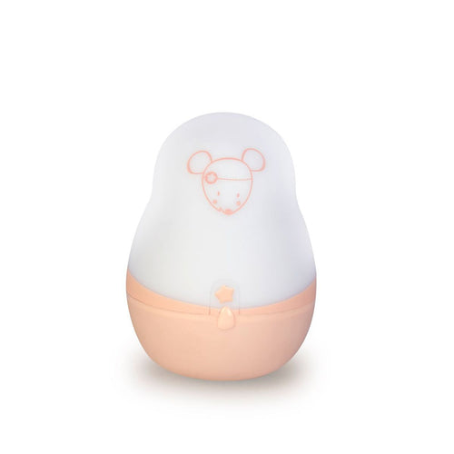 Pink Mouse Super Nomade Nightlight (4680484159571)
