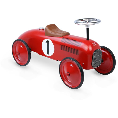 Ride On Red Vintage Car (4670238130259)