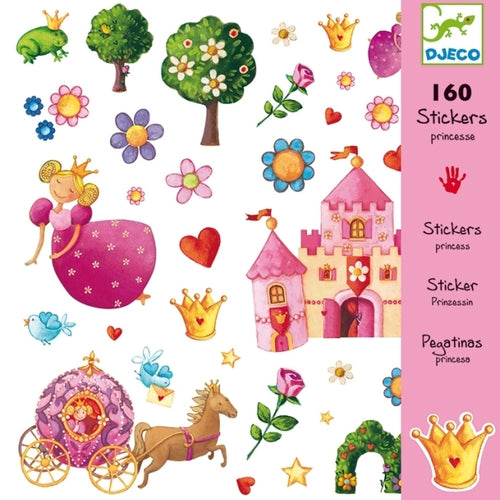 Princess Marguerite - Stickers (4466952044627)