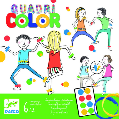 Game - Quadri Colour (4464955064403)