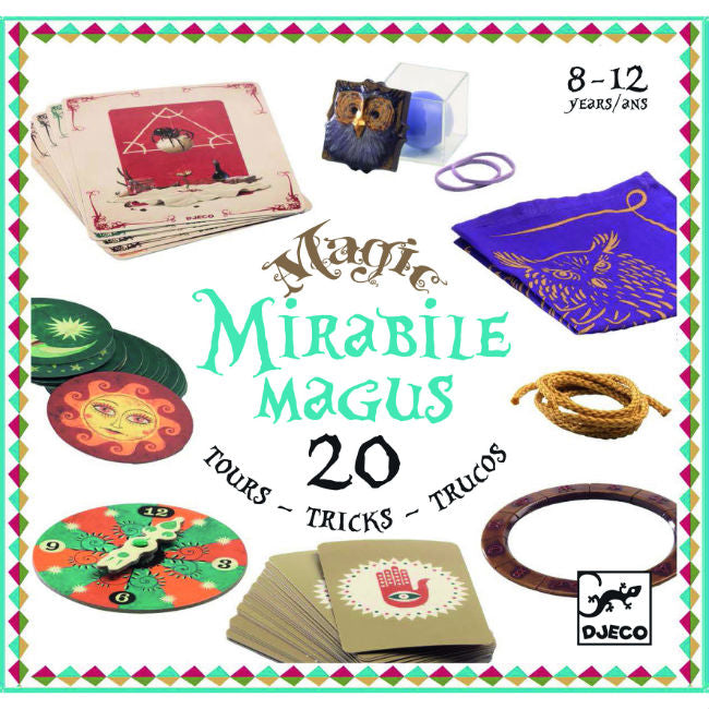 Mirabile Magus - 20 Magic Tricks (4466133991507)