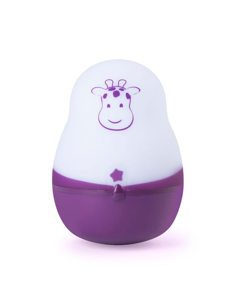 Purple Giraffe Super Nomade Nightlight (4680484487251)