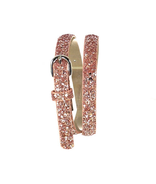 NEW! Sparkling Pink Belt (3430531792979)