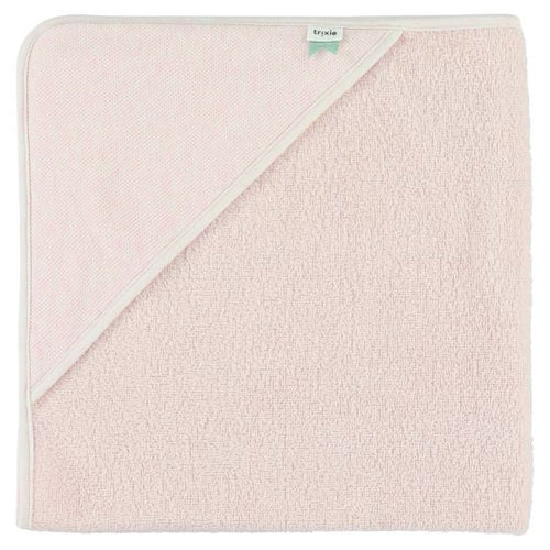 Hooded Towel - Grain Rose
