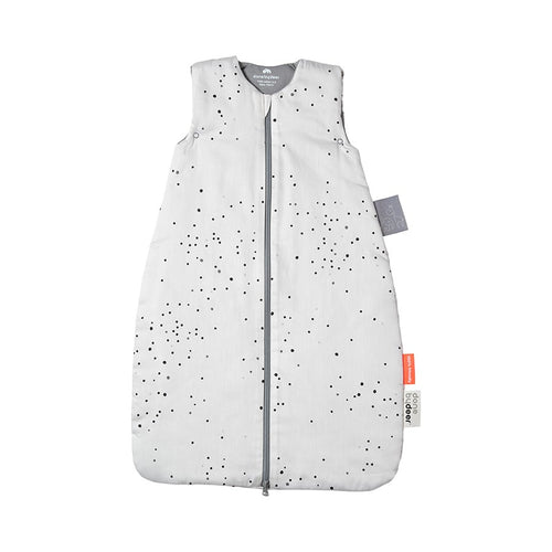 Sleepy Bag 90cm/TOG 2.5 Dreamy Dots - White (4437876408403)