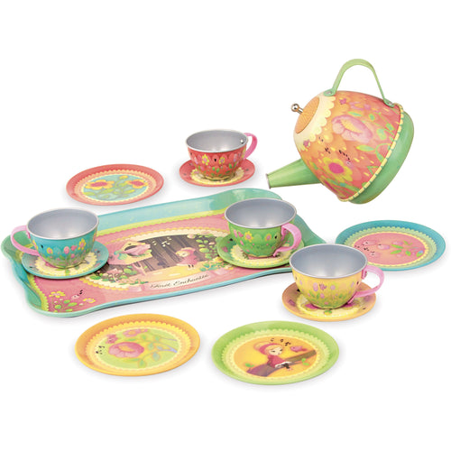 Musical Tea Set (4676841898067)