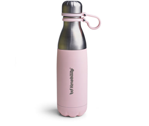 Insulated To Go Bottle 500ml - Pink (4384488063059)