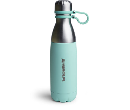 Turquoise Insulated To Go Bottle (500ml) (4384491176019)