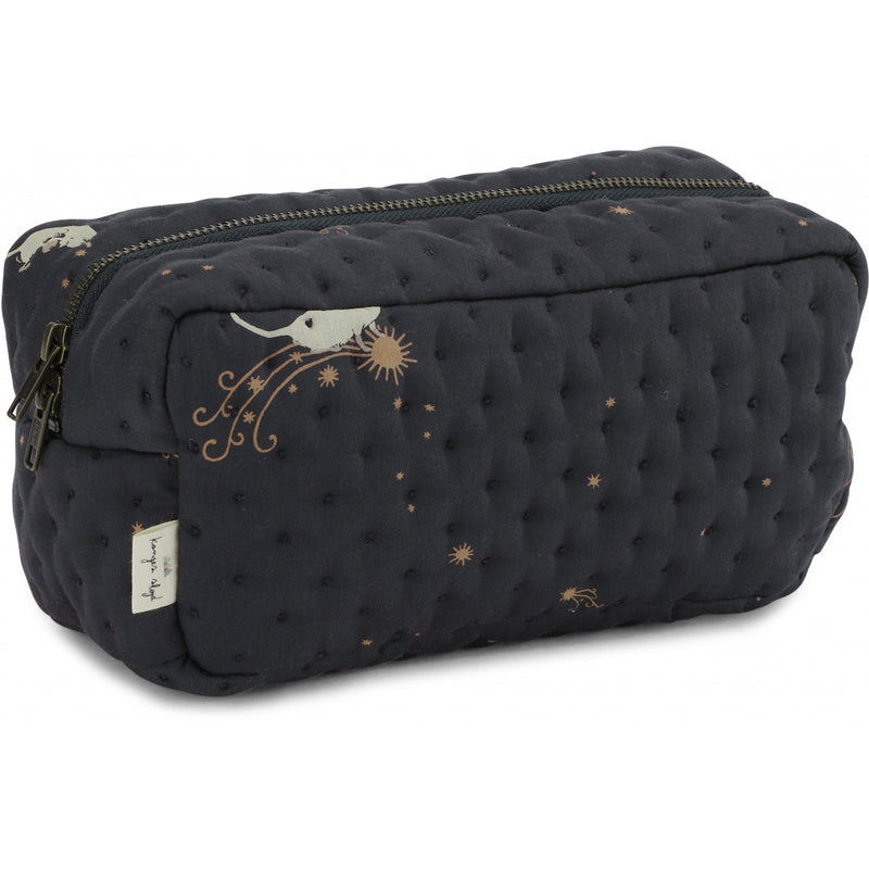 Quilted Toiletry Bag - Siamois (4335492038739)