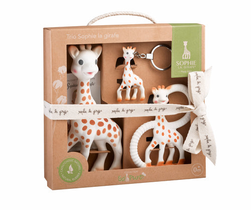 So'Pure Trio Sophie La Girafe (4675638034515)