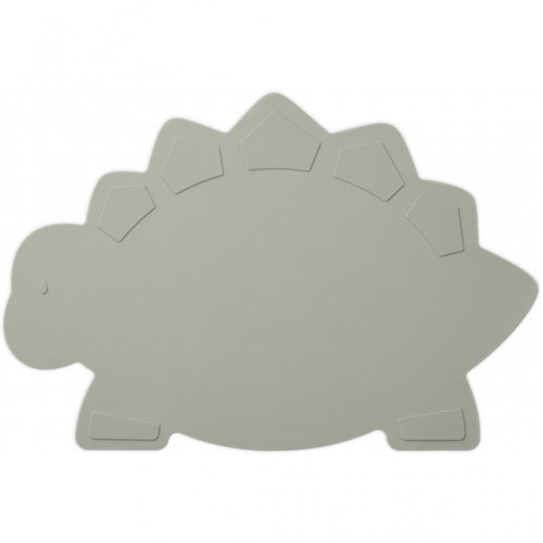 Tracy Placemat Dino Dove Blue (4739774677075)
