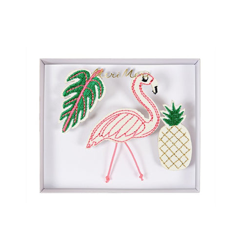 Brooches - Tropical (4355749150803)