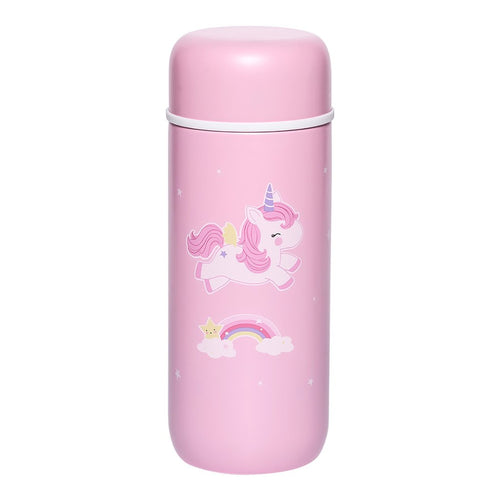 Insulated Stainless Steel Drink Bottle - Unicorn (4337380360275)