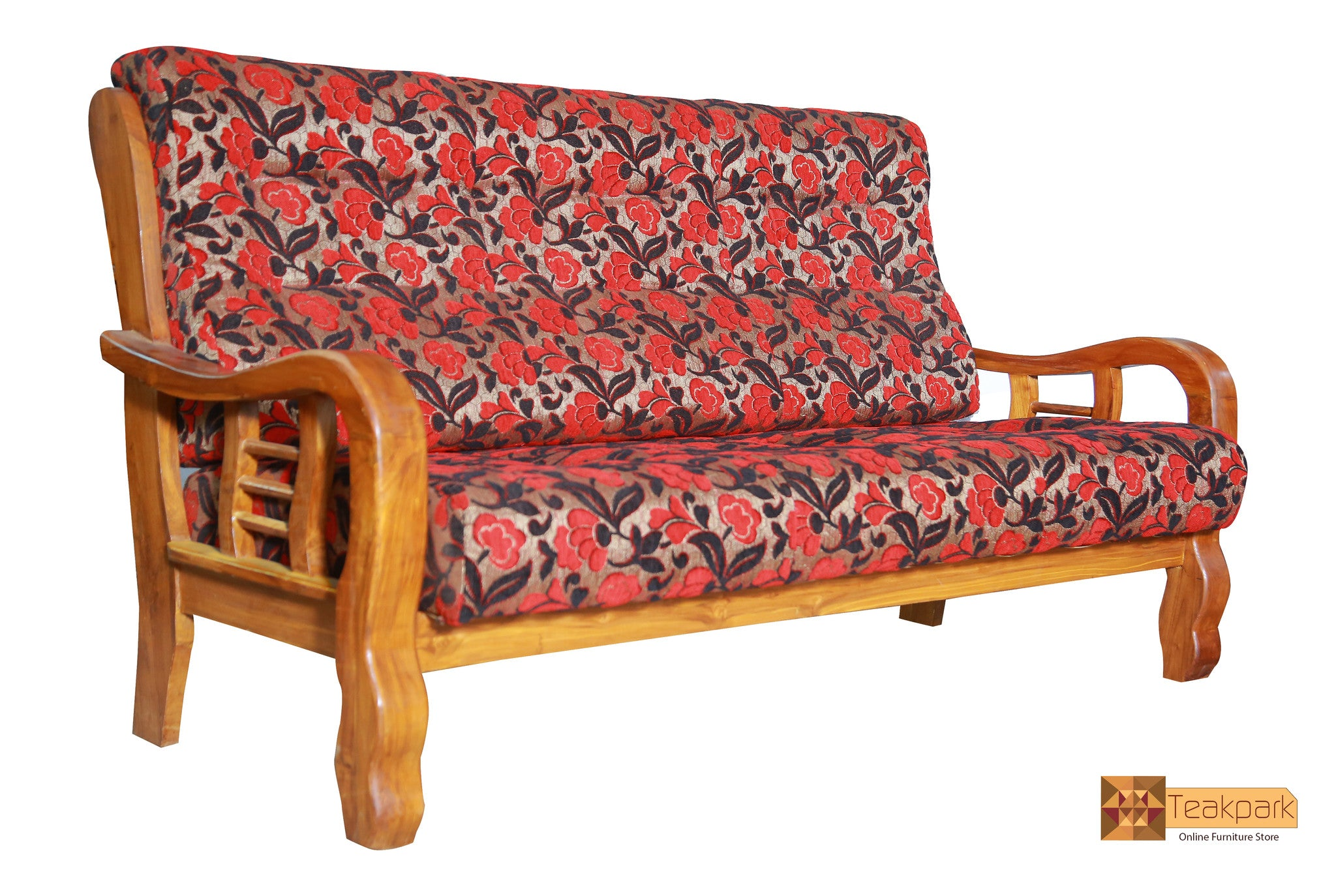 Shanghai Teak Wood Sofa Set 3 1 1 Seater Teakpark