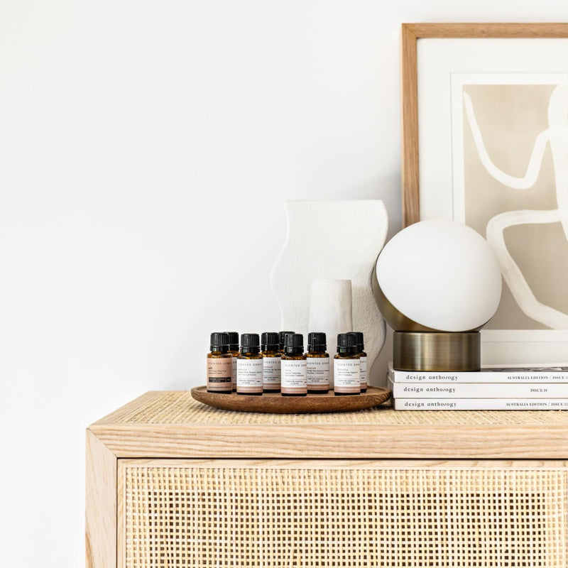 Return your empty Essential Oil Bottles