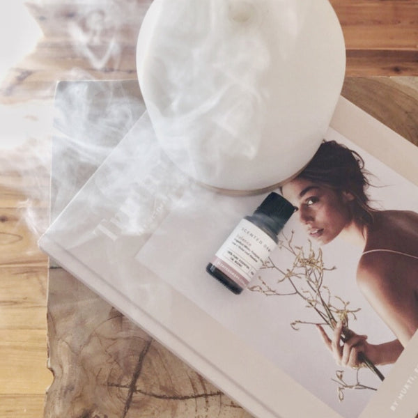 Essentials: The Scented Drops Ritual with essential oils + diffuser, Shop Scented Drops Online Free Shipping