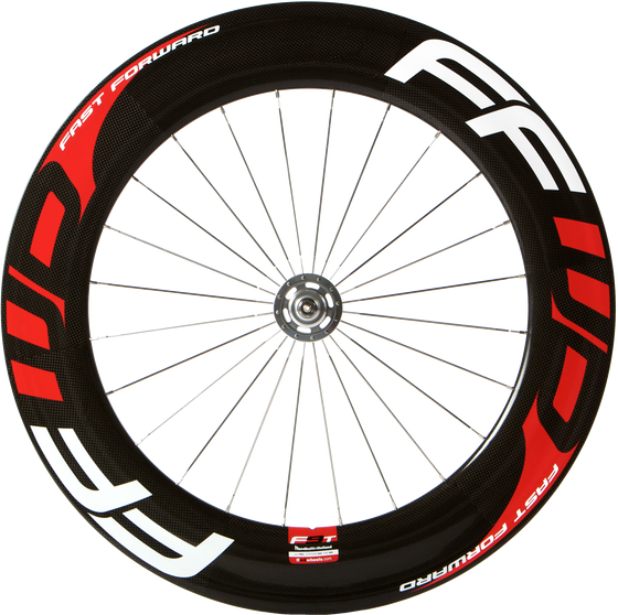 FFWD - Carbon Tubular F9T Front Wheel - Bike Wheels