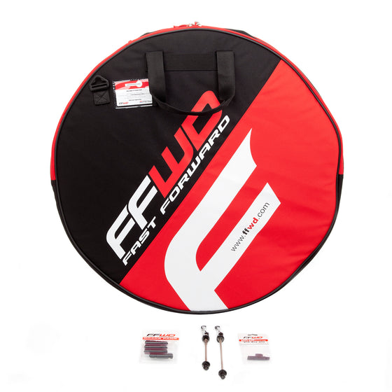 FFWD - Double Wheel Bag - Bike Wheels