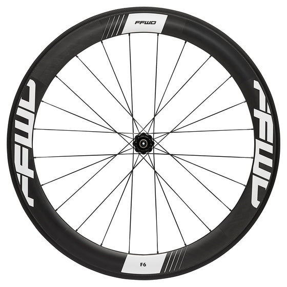 FFWD - F6R Full Carbon Tubular Wheel Set
