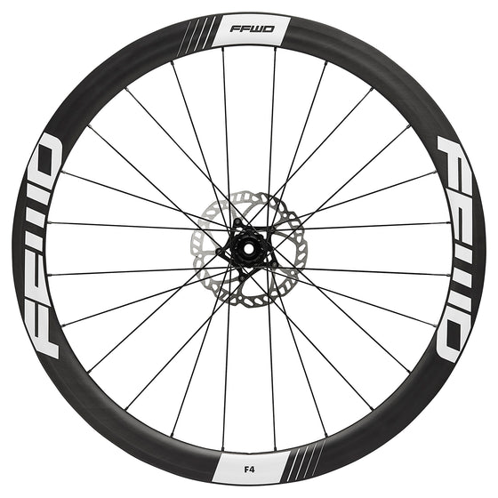 FFWD - F4D Full Carbon Tubular Wheel Set