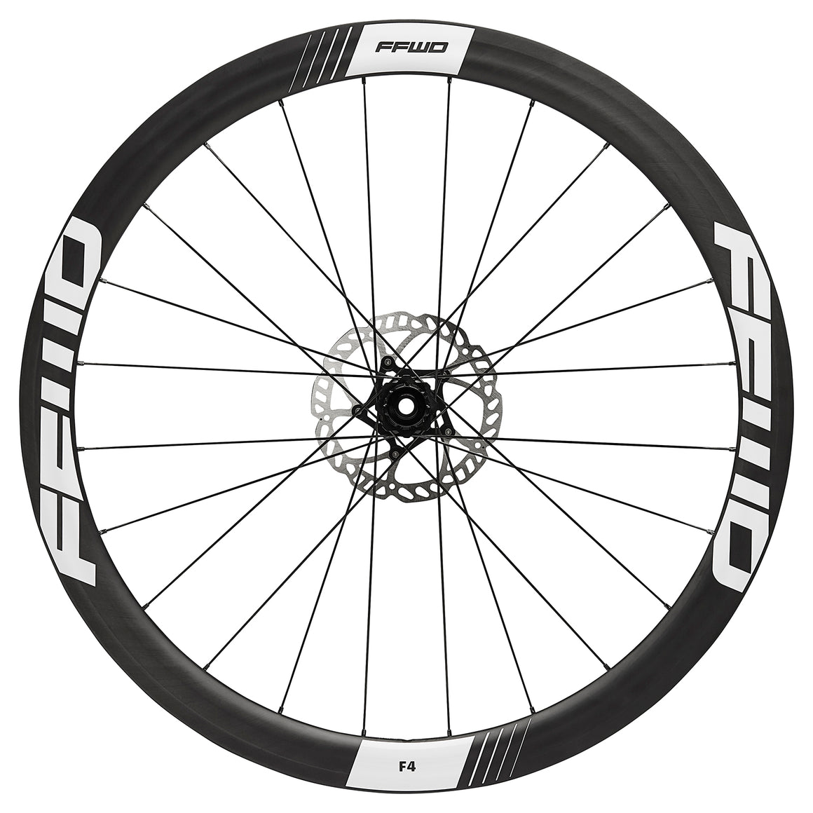 FFWD - F4R Full Carbon Tubular Wheel Set