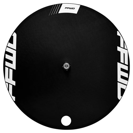 FFWD - Carbon 1K Front Disc Wheel (DISC-T SL) - Bike Wheels