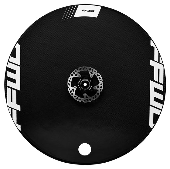 FFWD Carbon 1K Rear Disc Wheel (DISC SL) - Disc Brake - Bike Wheels