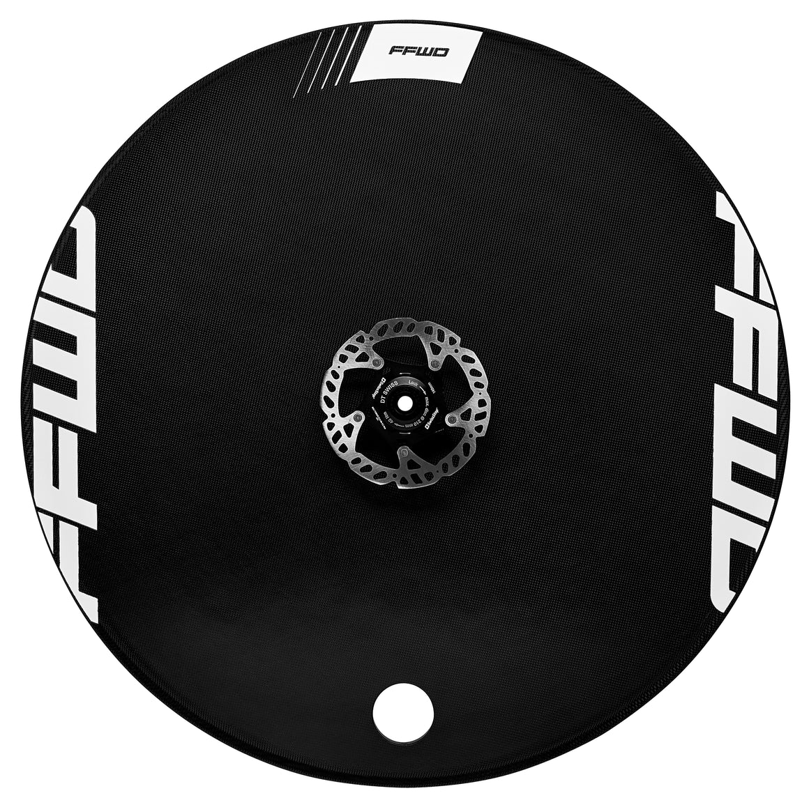 FFWD Carbon 1K Rear Disc Wheel (DISC FCC SL) - Disc Brake - Bike Wheels