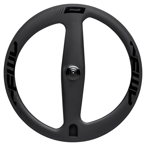 Fast Forward Falcon Full Carbon Clincher Rim Brake Front Wheel