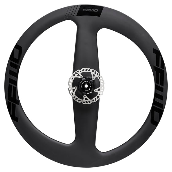 Fast Forward Full Carbon Clincher Disc Brake Front Wheel