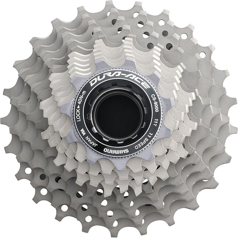 Shimano Dura Ace Cassette CS-9000 11-25 - Bike Wheels