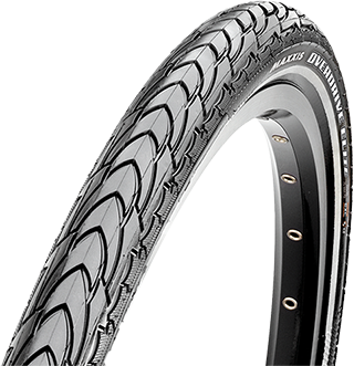 Overdrive - 26 x 1.75 MaxxProtect - Bike Wheels