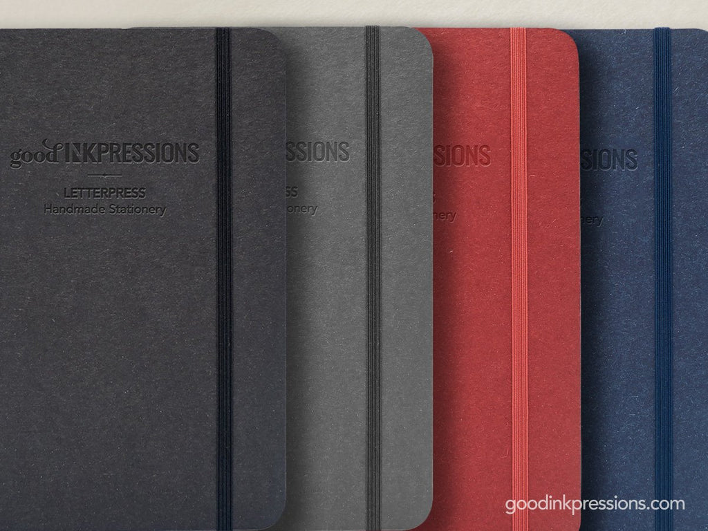 TOMOE RIVER  68gsm 180 pages Notebook - A5 Size with elastic closure