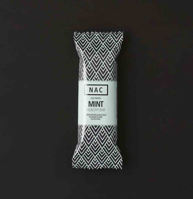NAC BARS Mint / 1 bar