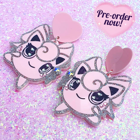 Jiggly Earrings (Pre-Order)