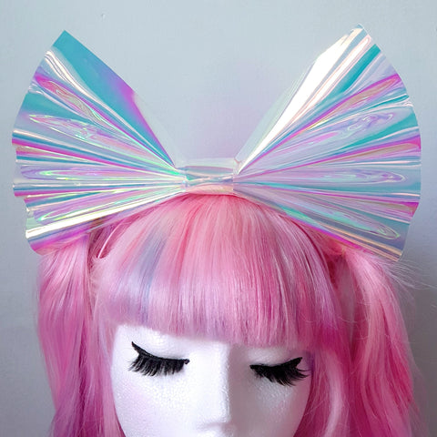 Iridescent Headbow ~ Magical Girl