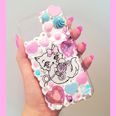 Fancy Feline Phone Case ~ iPhone 11